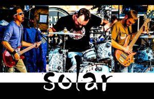 Solar the Band   Summerset Festival 2021